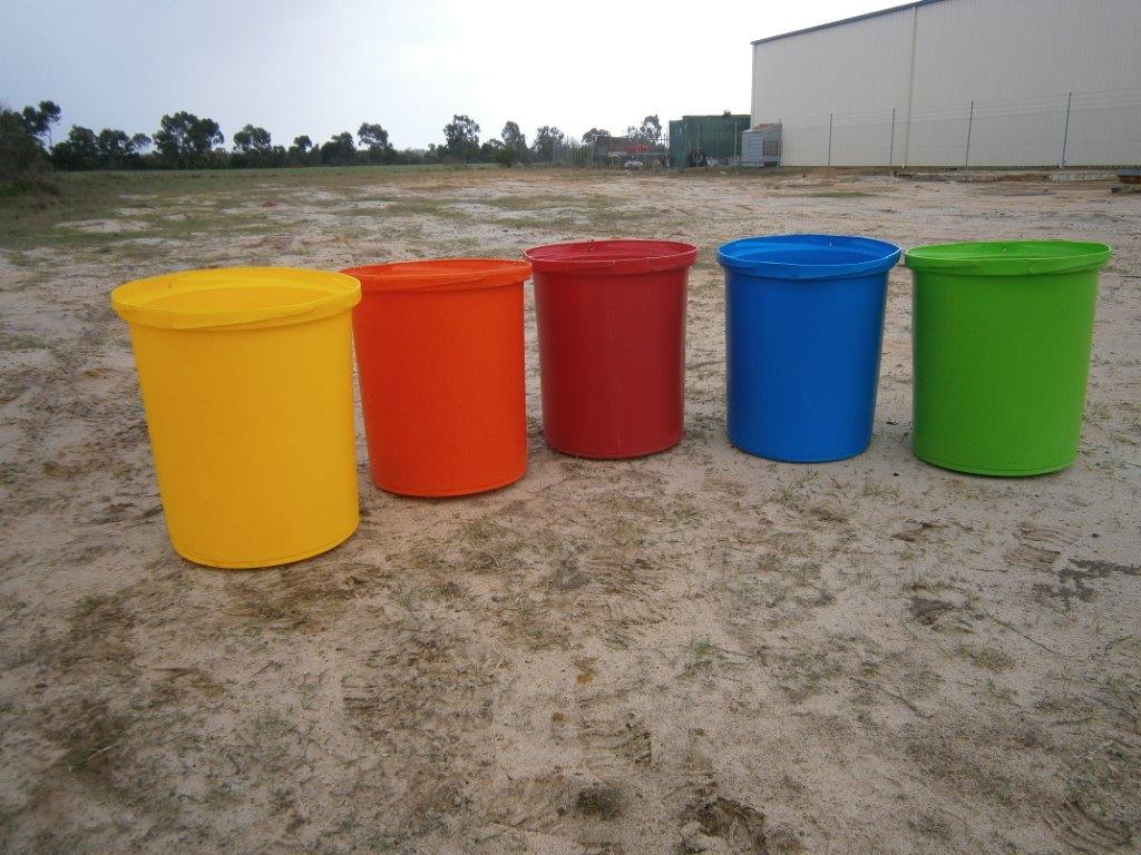 90 Litre Feed Buckets