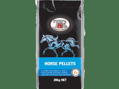horse-pellet